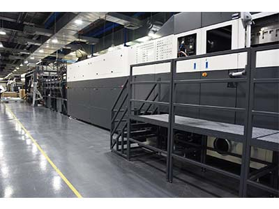 c994a8810c SK installs first HP corrugated post-print press in Europe | Digital ...