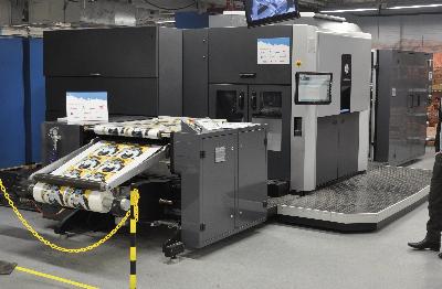 Headline grabbers from HP | Digital Labels & Packaging
